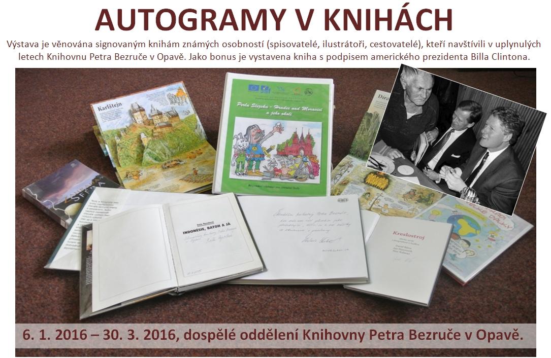 autogramy