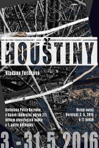 HOUŠTINY - výstava malířské tvorby 2011 - 2016
