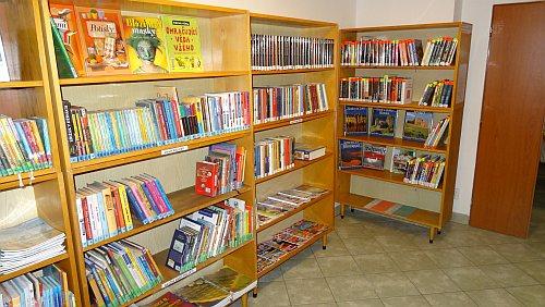 Znovuotevřená knihovna v Děhylově