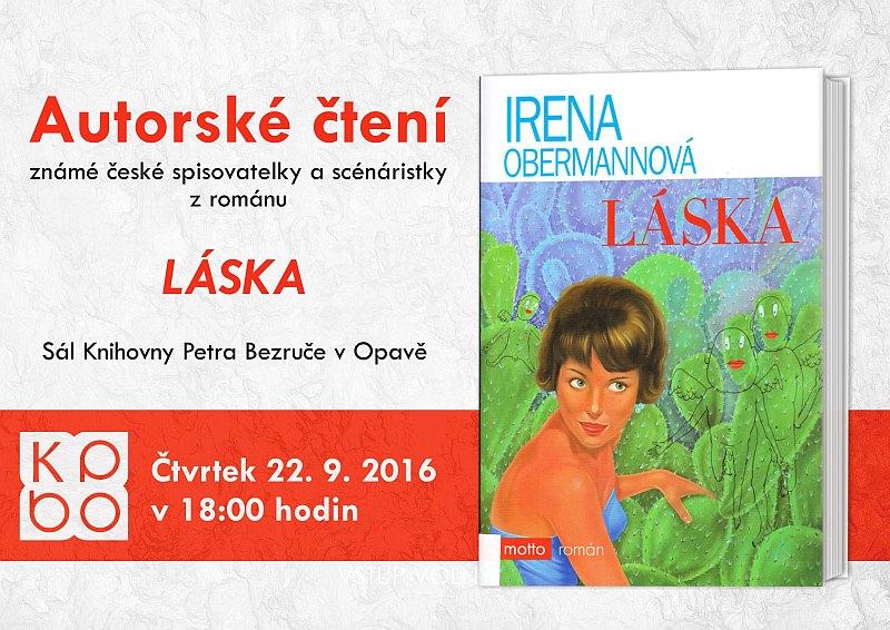 Irena Obermannova Láska