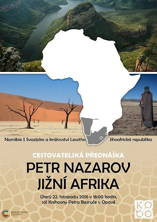 Petr Nazarov: Jižní afrika