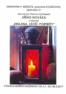 Jiří Novák: Krajina, zátiší