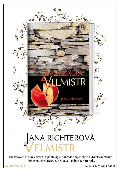 Jana Richterová: Zahrada - Velmistr
