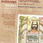 České poštovní známky - výstava