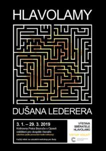 Výstava známého sběratele hlavolamů z nedalekých Větřkovic nás zavede do světa spletitých řešení a vychytávek.